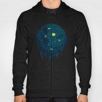 Geometric Space Hoody