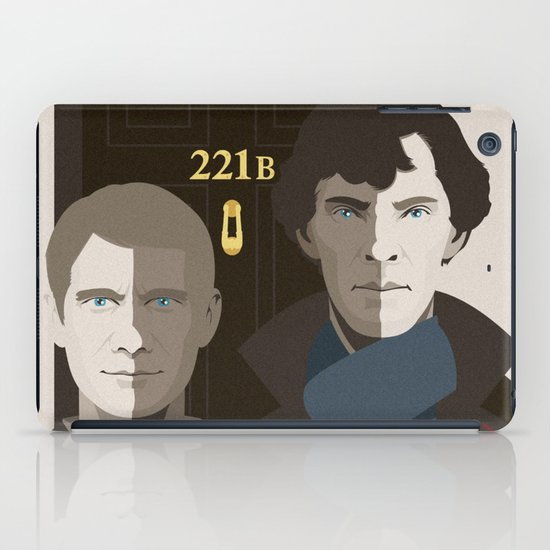 British Gothic iPad Case