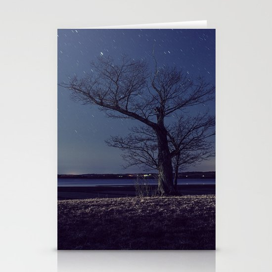 Canopy of Stars Stationery Card