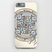 Paisley Balance Mandala  iPhone 6 Slim Case