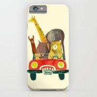 Visit the zoo iPhone 6 Slim Case