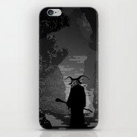 The Demon iPhone & iPod Skin