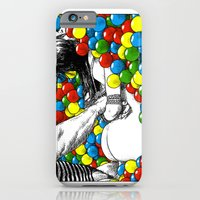 iPhone Cases featuring Apollonia Saintclair 470 - 20140326 Games allowed in the store after closing time by From Apollonia with Love
