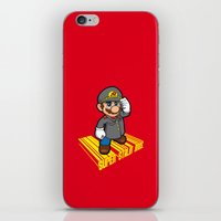 SUPER STALIN BROS. iPhone & iPod Skin