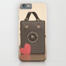 que el corazón no se pase de moda iPhone 6 Slim Case