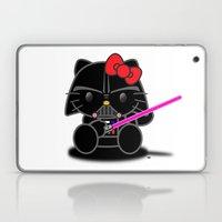 Dark Kitten Laptop & iPad Skin