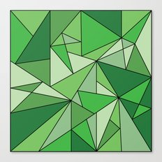 Greenup Canvas Print