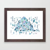 In A Transparent Age, So… Framed Art Print