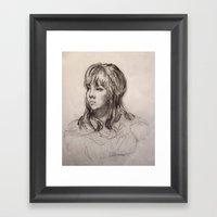 Annalee In 20 Framed Art Print