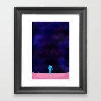 Human Life ??? Dr. Manha… Framed Art Print