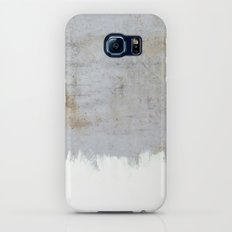 Painting on Raw Concrete Galaxy S7 Slim Case