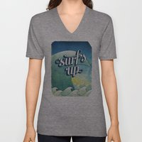 Surf's Up Unisex V-Neck
