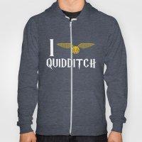 I love Quidditch Hoody