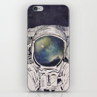 iPhone & iPod Skin featuring Dreaming Of Space by Tracie Andrews