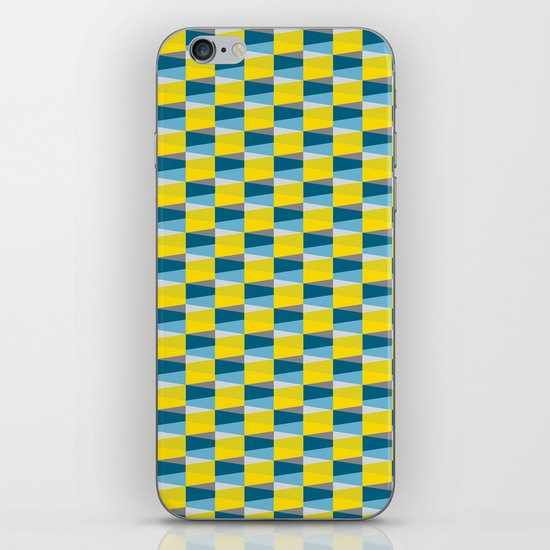 Aronde Pattern iPhone & iPod Skin