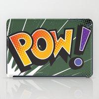 POW iPad Case