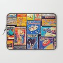 Toy Warp Laptop Sleeve
