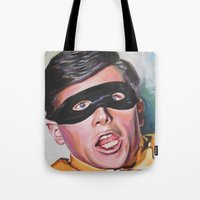 Derp Wonder Tote Bag