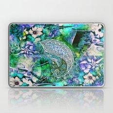 blue india Laptop & iPad Skin