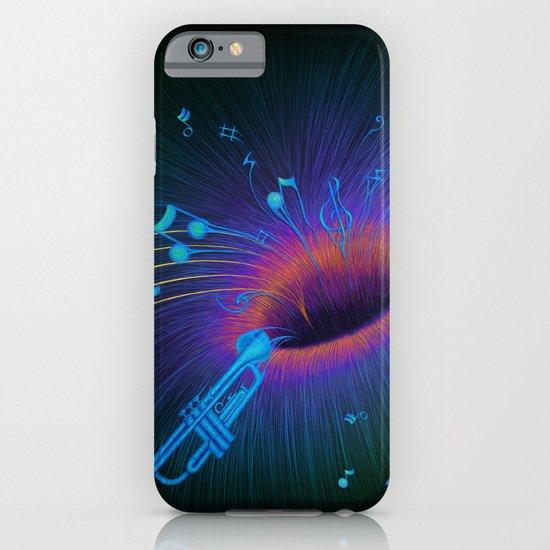 Music Void - Illustration iPhone & iPod Case