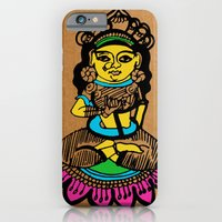 Indian goddess  iPhone 6 Slim Case