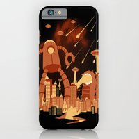 iPhone & iPod Case featuring Armageddon by Fuacka