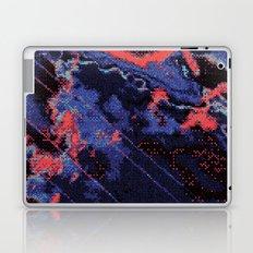 Glitch Cartography #1 Laptop & iPad Skin