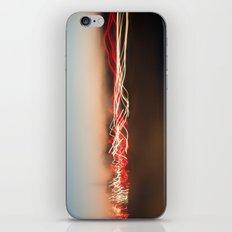 Light Waves iPhone & iPod Skin