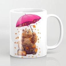 autumn bear Mug