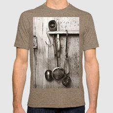 KITCHEN EQUIPMENT - Dupl… Mens Fitted Tee Tri-Coffee SMALL