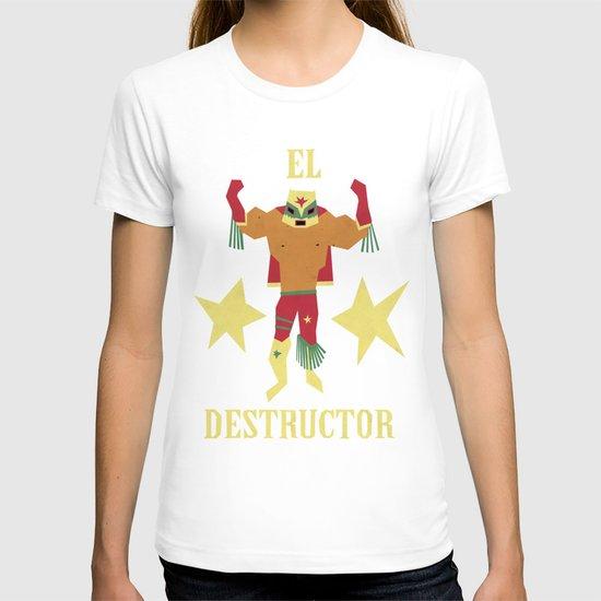 El Destructor T-shirt