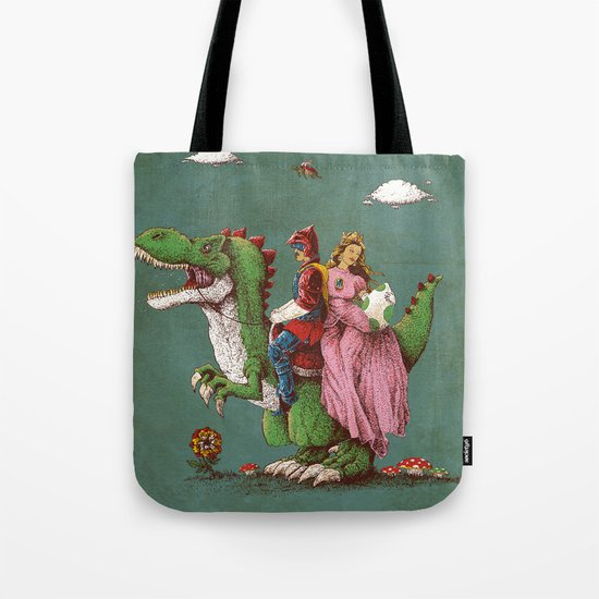 historical reconstitution Tote Bag