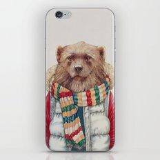 WinterWolverine iPhone & iPod Skin