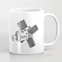 Satellite Of Love Mug