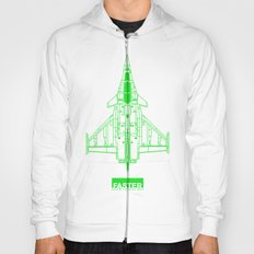 Faster | speed electronic sound Hoody