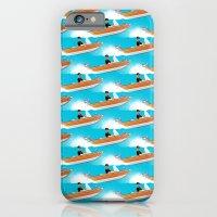 Live The Jet Set Life! iPhone 6 Slim Case
