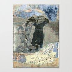 San Francisco Girls Canvas Print