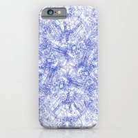 iPhone & iPod Case featuring CPU by David Bushell