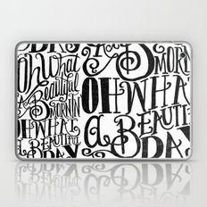 ....Oh What A Beautiful … Laptop & iPad Skin