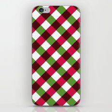 Holiday Pattern iPhone & iPod Skin