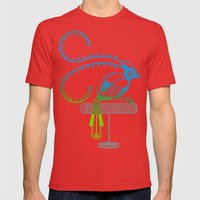 The Egotists (King of Saxony) Mens Fitted Tee Red SMALL