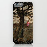 iPhone & iPod Case featuring Lost by Kieran Delaney