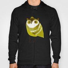 Golden Owl illustration  Hoody