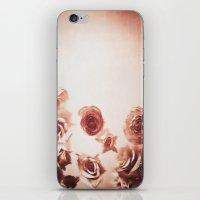 Falling Flower Variation… iPhone & iPod Skin