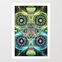 Ascension Portal - Activation Art Print