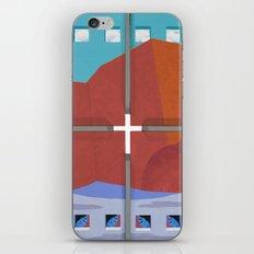 Rancho De Taos Church iPhone & iPod Skin
