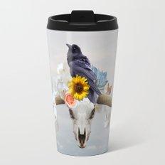 Flora and Fauna Travel Mug