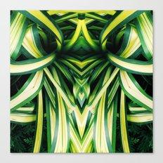 50 Shades of Green (3) Canvas Print
