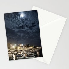 And the Moon to Rule the Sea Stationery Cards