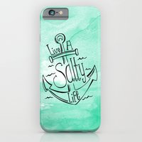 Live A Salty Life iPhone 6 Slim Case
